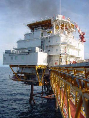 Efe Engineering Pte Ltd Offshore Living Quarters